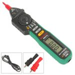 Mastech MS8212A Non-Contact Pen type Digital Multimeter DC AC Voltage Current Tester