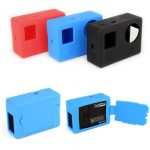 Soft Silicone Gel Rubber Protective Case Skin Cover For GoPro Hero 3 Plus 4 Camera