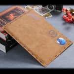 Universal Mail Bag Retro Envelope Design Flip PU Leather Protective Sleeve Pouch For iPad Pro 12.9 I