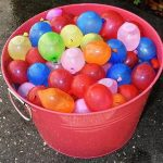 111Pcs Magic Water Balloons Inflatable Balloons Water Fight Balloons Party Balloons