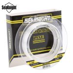SeaKnight New 100% Japanese 100M Fluorocarbon Fishing Line Carbon Monofilament Carp Wire Leader Line