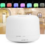 LED Air Diffuser Purifier Atomizer Ultrasonic Aroma Cool Mist Humidifier Night Light for Home