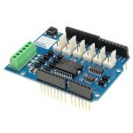 L298N L298P 4A Dual Channel Motor Driver Module Motor Shield R3 For Arduino