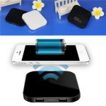 Q8 Wireless Charging Dual USB Charger Pad For iPhone Samsung S6 S5 Note 4 3