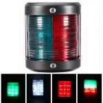Marine Boat Yacht Vessel Navigation Warming Light LED Combination Bow