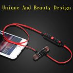 SPORT Wireless Bluetooth Headset Headphone Stereo Earphone For iPhone 6/6s Plus Samsung LG