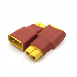 Amass Plug Connector XT60 Female Turn to XT90 Male For RC Charger