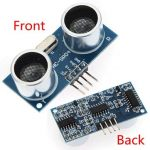 3Pcs Geekcreit Ultrasonic Module HC-SR04 Distance Measuring Ranging Transducer Sensor DC 5V 2-450cm