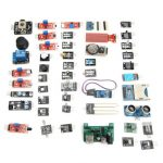 Geekcreit 45 In 1 Sensor Module Board Kit Upgrade Version For Arduino Plastic Bag Package