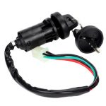 Ignition Waterproof Switch With Keys For Motorcycle ATVs Dirt Bike