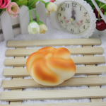 7.5cm Squishy Simulation Bread Fun Toys Soft Decoration