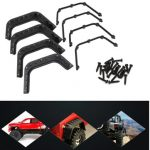 Fender Flare For 1/10 AXIAL SCX10 D90 D110 Rock Crawler RC Car J8S5