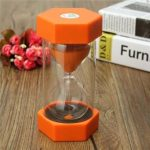 Sand Timer Hourglass Cooking Sport Clock Timer Sandglass 10 Minute Home Decor To