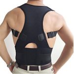 Adjustable Back Support Posture Corrector Brace Should Belt Strap