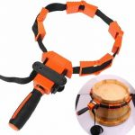 Frame Woodworking Band Clamp Strap Ratcheting Miter Vise Picture DIY