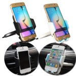 55-85mm Univeral Car CD Slot Dash Mount Holder Cradle Dock for Smartphone