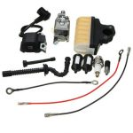 Carburetor Ignition Coil Kits For Stihl Chainsaw 021 023 025 MS210 MS230 MS250