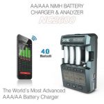 SKYRC NC2600 Smart Bluetooth APP Control AA AAA NiMH Battery Charger Analyzer