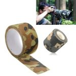 5×500/1000cm Waterproof Military Camouflage Camo Tape Stealth Wrap for Hunting Camping