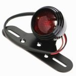 12V 0.5W Motorcycle Scooter License Plate Tail Light