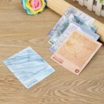 Beautiful Nature Scenery Decor Label Diary Stickers Note Stickers Memo Pad Sticky Notes School