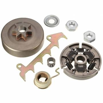 Tools Garden Power Tools Reasonable Clutch Cover Bumper Spike Bar Nuts Studs Kit For St 017 018 021 023 025 Ms170 Ms180 Ms210 Ms230 Ms250 Chainsaw Parts Modern And Elegant In Fashion