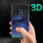 PET Clear Transparent 3D Soft Curved Full Cover Screen Protector For Samsung Galaxy S8/S8 Plus