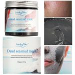 LuckyFine Dead Sea Mud Mask Deep Cleaner Skin Care Pore Reducer Acne Treatment Mineral Moist Tender