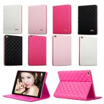 For Apple iPad mini 1 2 3 Luxury Fashion Bowknot Leather Smart Case Stand Cover Holder