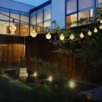 Solar 30 LED Outdoor Waterproof Party String Fairy Light Festival Ambience Lights