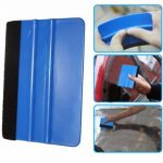 Car Squeegee Decal Wrap Applicator Soft Felt Edge Scraper Tool