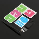2PCS Tempered Glass Lens Protector Film With Tweezer Tools For LG V20