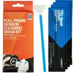 VSGO DDR-23 Full Frame SLR Camera Sensor Cleaning Swab Kit for Nikon Canon Digital Camera