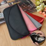 Cell Phone Anti Radiation RF Signal Shielding Blocker Bag Pouch Case For Xiaomi iPhone Samsung