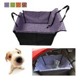 Pet Dog Cat Car Rear Back Seat Cover Mat Protector Hammock Cushion Waterproof