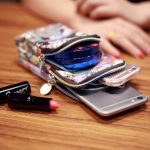 Tanghao Multifunctional Three-Layers Wallet Case Detachable Strap Sport Arm Bag for under 5.3 inches Phone