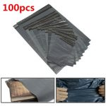 100pcs Poly Mailers Envelopes Shipping Packing Plastic Self Sealing Bags