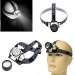 12 LED Headlamp Headlight Ultra Bright Torch Camping Fishing Hiking Light Outdoor