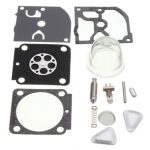 Carburetor Carb Repair Rebuild Kit For ZAMA RB-100 STIHL HS45 FS55 FS38 BG45
