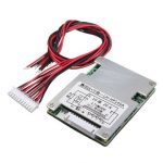 10S 36V Li-ion Lithium Cell 20A 18650 Battery Protection BMS MOS Board With Balance Function