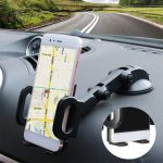 Universal Phone Stand Car Windscreen Dashboard Mount Suction Cup Stand Outlet Bracket for Phone GPS