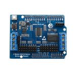 2 Channel Motor 16 Channel Servo Expansion Board For Arduino UNO Smart Car Chassis Robot Arm