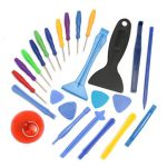 25PCS Professional Universal Disassemble Tools Set For iPhone iPad NDS PSP