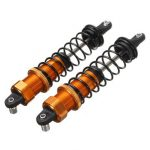 DHK 8381-300 Shock Absorber Complete Aluminum 2PCS 1/8 RC Car Parts
