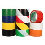 18m×48mm PVC Roll Self Adhesive Warning Tape Decorative Tape