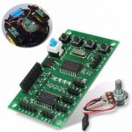 Programmable 2/4 Phase 4/5 Wire Stepper Motor Driver Control Board For Robot Car DIY