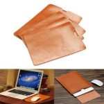 PU Leather Bag Case Cover For Macbook 11 12 13 15 Inch