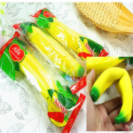 Eric 10cm Squishy Simulation Super Slow Rising Banana Squishy Fun Toys With original package