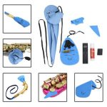Saxophone Sax Cleaning Tool Case Cleaning Kit Saxophone Accesories