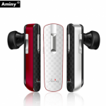 AMINY M850 Smart Voice Control Driving HIFI Wireless Bluetooth 4.0 Headphone Earphone With Mic
